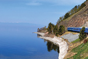 Trans-Siberian railway. Travel by trains